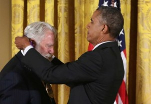 James Turrell National Medal of Arts