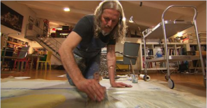 Art forger Wolfgang Belracchi  (CBS new photo)