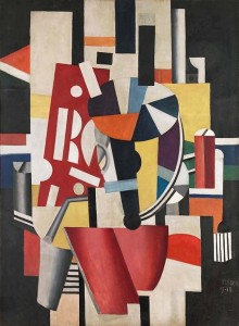 Fernand Léger, Composition (The Typographer),1918-19), by