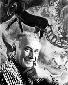Marc Chagall, 1956