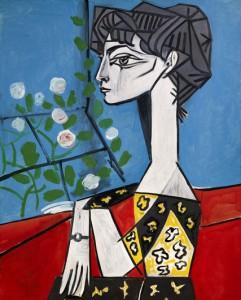Picasso_Jacqueline