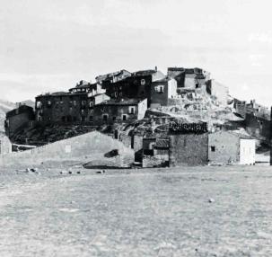 Pablo Picasso, Le réservoir (Horta de Ebro), 1909