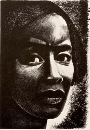 Pauline,  1967/2003, lithograph