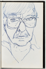 Diebenkorn self portrait